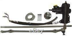 Manual Steering to Power Steering Conversion Kit-Base fits 64-66 Ford Mustang