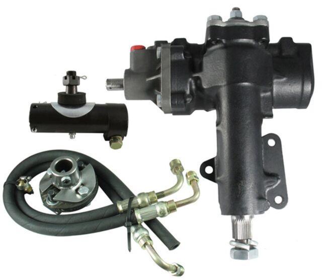 Manual Steering To Power Steering Conversion Kit Fits 65-66 Chevrolet Corvette