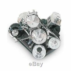 March Performance Fits Chrysler 318-340-360 Serpentine Conversion Kit 40415