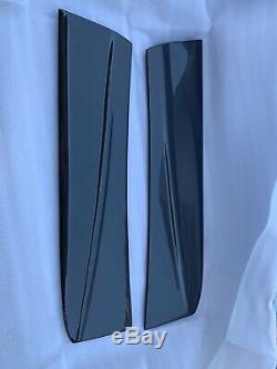 McLaren Carbon Fiber 675LT Side Skirt Splitter Conversion Kit fits MP4-12c/650S
