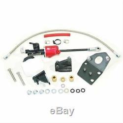 McLeod Racing 1434003 Hydraulic Conversion Kit Firewall Fits 61-67 Nova