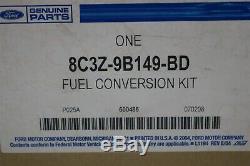 NEW OEM Ford Fuel Tank Filler Neck Conversion Kit 8C3Z-9B149-BD Super Duty 08-10