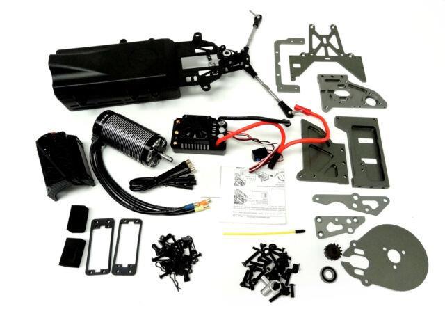 New 1/5 Rovan Brushless E-baja Conversion Kit Fits Hpi Baja 5b 5t 5sc King Motor