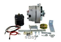 New Alternator Conversion Kit Fits Early Ford 9n Tractors Front Distributor
