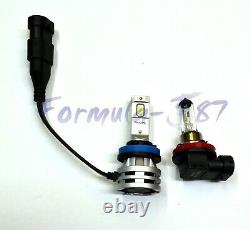 Philips Ultinon LED G2 6500K White H11 Fog Light Two Bulbs Replace OE Fit Lamp
