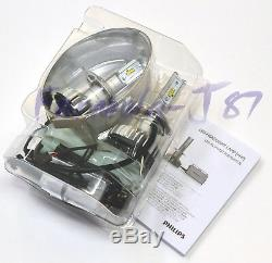 Philips X-Treme Ultinon LED 6000K White H7 Two Bulb Head Light Low Beam Lamp Fit