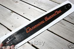 Piltz 18 inch Cannon 7 Tooth HOT ROD KIT Conversion Kit fits medium Stihl saws