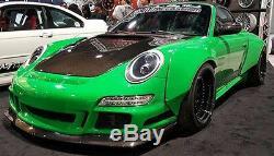 Porsche 996 & 986 to 997 Front Conversion Kit Fits Boxter Carrera C4 Targa Gt3