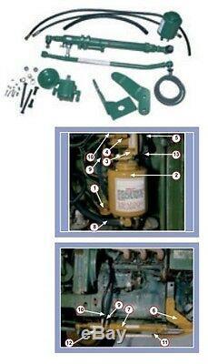 Power Steering Kit Fits to John deere 1020 1120 1130 1520