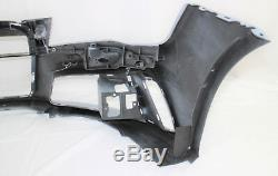 RS7 style front bumper grille set rear bumper diffuser set fits 2012-15 A7 S7