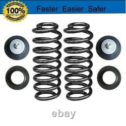 Rear Suspension Air to Coil Spring Conversion Kit Fit for 2007-2012 BMW X5 E70