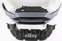 Replacement fits 15-18 Focus RS Front & Rear exhaust Bumper Conversion Kit