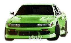 S13 Silvia S13 Conversion B-Sport Kit 4 Piece fits Nissan 240SX 89-94 Duraf