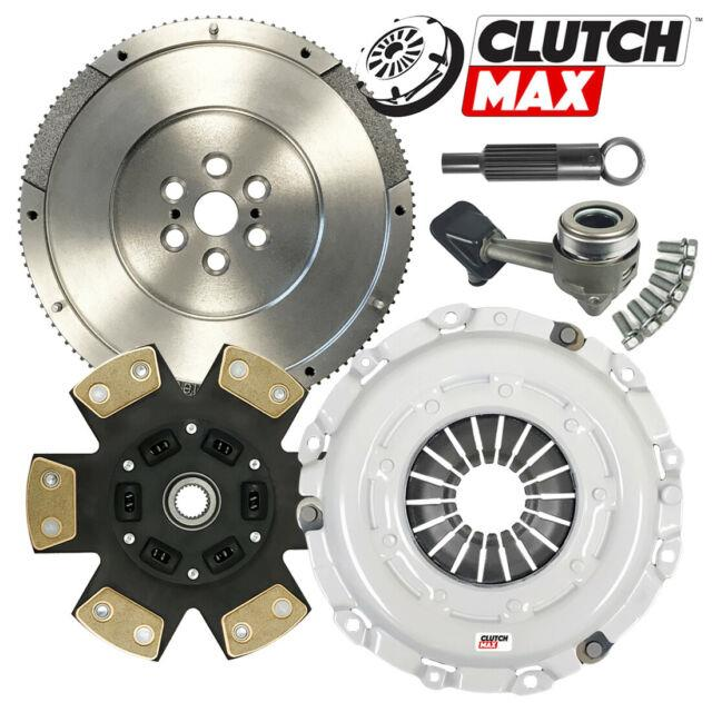 Stage 3 Hd Clutch Flywheel Conversion Kit With Slave Fits 2003-2011 Ford Focus