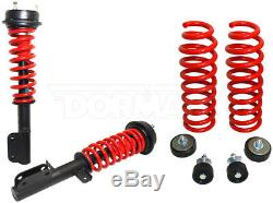Shock Absorber Conversion Kit Front, Rear fits 03-11 Land Rover Range Rover