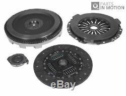 Solid Flywheel Clutch Conversion Kit fits HYUNDAI SANTA FE Mk1 2.0D 01 to 06 Set