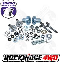 Spin Free Locking Hub Conversion Kit for Dana 44 Fits 2000-01 Dodge Ram YA WU-02