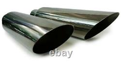 Stainless Steel Dual Conversion Performance Exhaust Kit fits Dodge Ram 94 04
