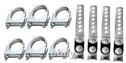Stianless steel Conversion Kit fits2014 Dodge Ram1500 2500 trucks
