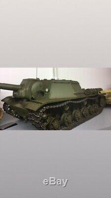 Su152 Conversion Kit 1/16 To Fit Russian Kv