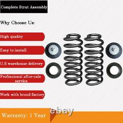 Suspension Air to Coil Spring Conversion Kits Rear fits for 2007-2012 BMW X5 E70