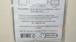 TCS WOW Kit 1769 WDK-ATH-4 Complete Sound Conversion Fit Athearn RTR EMD SD45T-2
