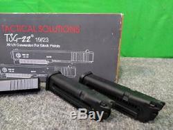 Tactical Solutions TSG-22 Conversion Kit 22LR Fits Glock 19/23 Black (SS2040179)