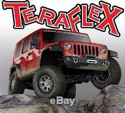 TeraFlex Rear Disc Brake Conversion Kit with Rotors Fits Jeep Wrangler TJ LJ YJ XJ