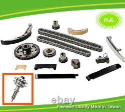 Timing Chain Conversion Kit Fit Nissan NAVARA 2.5 YD25+Duplex Vacuum Pump Gear