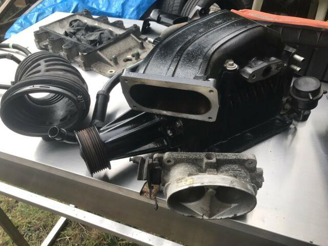 V8 Supercharger Conversion/ Kit From Ford Svt F150 Lightning, Can Fit Other V8s