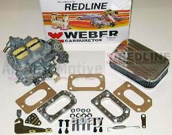 Weber 38/38 Performance Conversion Kit fits Datsun 510 610 620 720