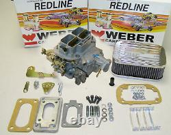 Weber Carb Conversion Kit fits Datsun 210 310 B110 B210 1970-1982 with A12 A14 A15