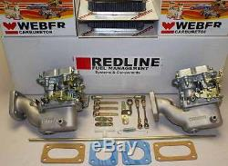 Weber Carb Conversion Kit Fits Nissan (datsun) 240z 260z 1969-1974