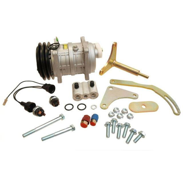 X10168 New A6 To Seltec Compressor Conversion Kit Fits John Deere 4640 4840