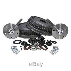 Yukon Gear & Axle YA G6364RACK 5 Lug Conversion Kit Fits C10 Pickup K10 Pickup