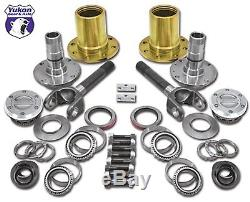Yukon Gear & Axle YA WU-03 Hub Conversion Kit Fits 94-02 Ram 2500