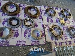 Yukon Gear & Axle YA WU-13 Hub Conversion Kit Fits 12-14 Ram 2500 3500