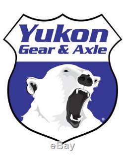 Yukon Gear Free Spin Locking Hub Conversion Kit fits 10-11 Ram 2500/3500 YA WU