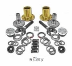 Yukon Gear Locking Hub Conversion Kit Fits 00-08 Dodge D60 & 9.25 Front SRW